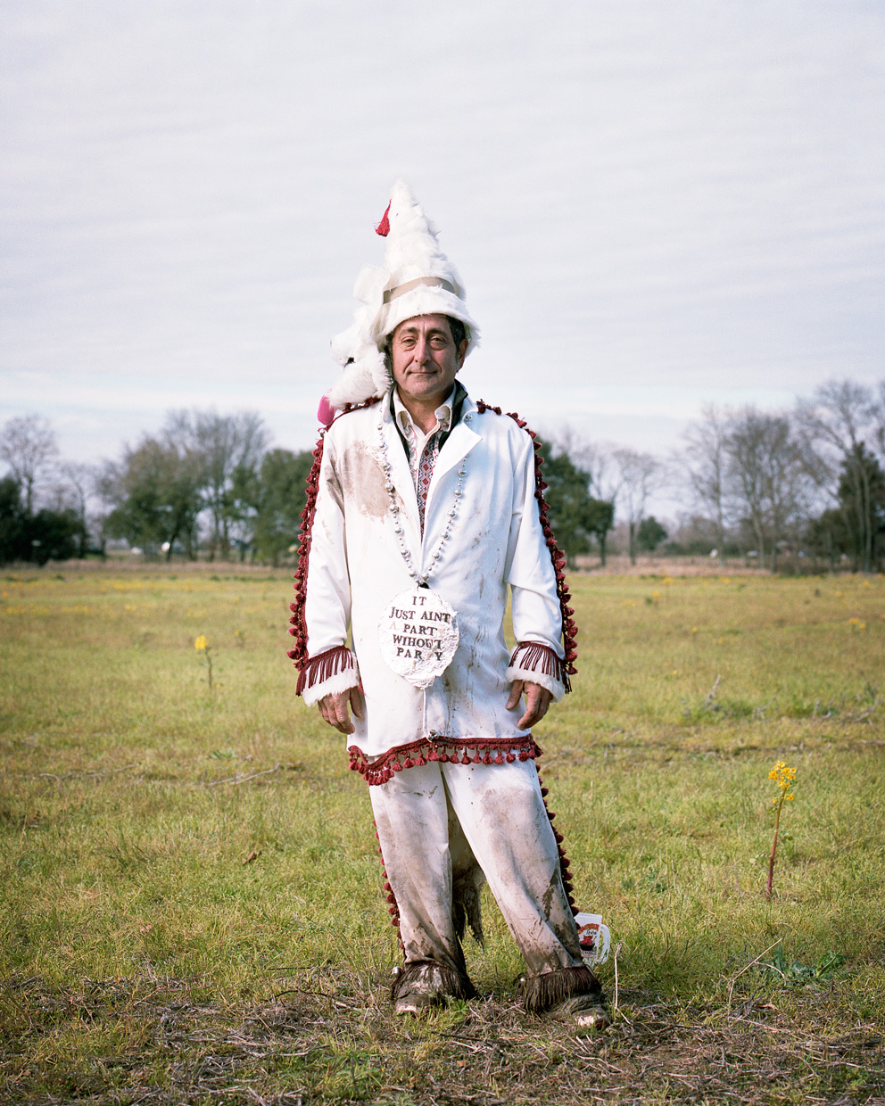 New Orleans Photojournalist and Editorial Photographer Edmund D. Fountain - Cajun Mardi Gras