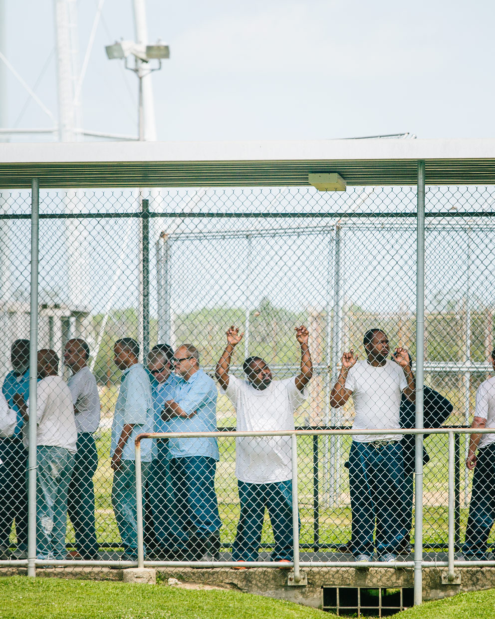 New Orleans Photojournalist and Editorial Photographer Edmund D. Fountain - Louisiana Prisons for The Wall Street Journal