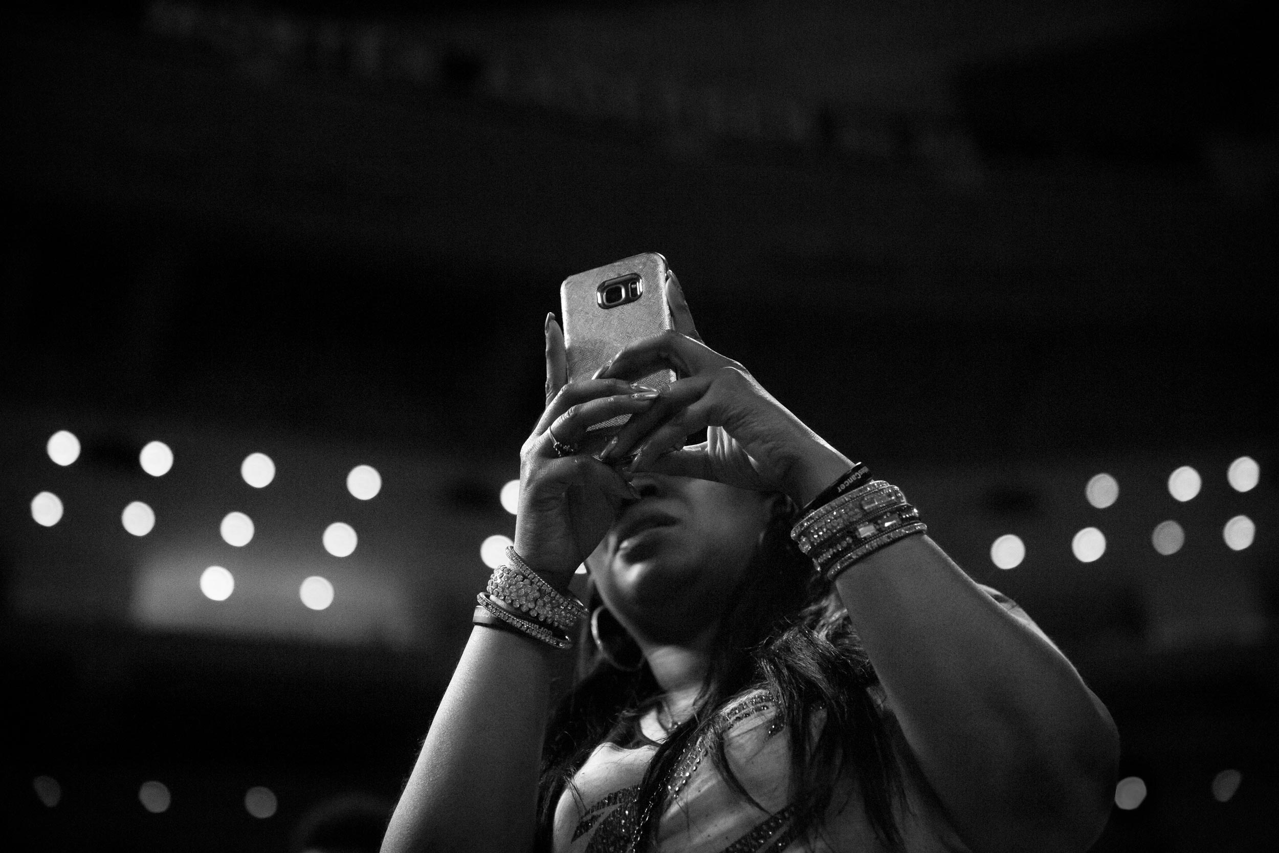 New Orleans Photojournalist and Editorial Photographer Edmund D. Fountain - NBA All-Star Game for ESPN